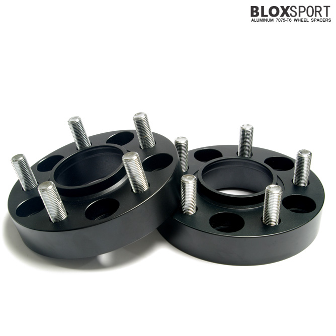 BLOX 30mm Aluminum 7075-T6 Wheel Spacer-LAND ROVER Discovery 3/4